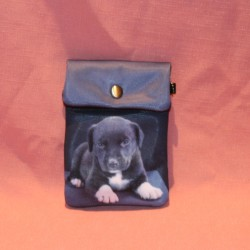 Pochette de télephone staffy