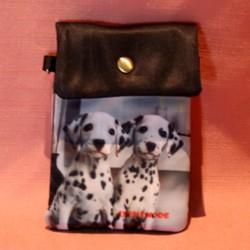 Pochette de téléphone dalmatien