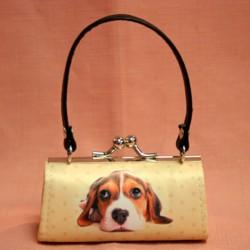 Porte monnaie anse beagle